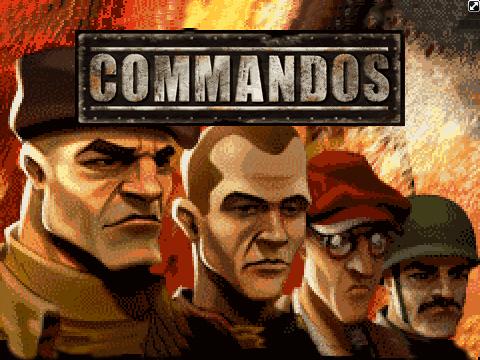 el juego de comandos: